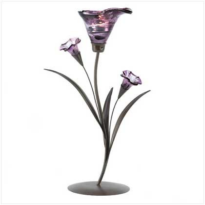 koehler-home-wedding-crystal-twilight-bloom-lily-and-flowerbuds-tealight-candle-holder-stand-centerp