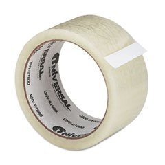 Why Should You Buy Universal General Purpose Box Sealing Tape, 2 x 55 yards, 3 Core, Clear