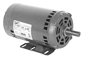 Carrier Electric Motor 5 Hp 1725 Rpm 15 0 7 4 Amps 208