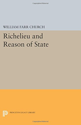 Richelieu and Reason of State