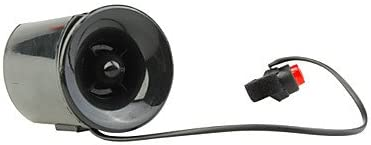 Electronic Bicycle Power Horn with Flashing and Mount 120dB