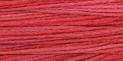 Weeks Dye Works Six Strand Embroidery Floss 5 Yards Begonia ODF-2263; 5 Items/Order