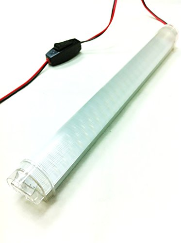 AC 120V 4W 69x 5mm Cluster Cool White LED Tube