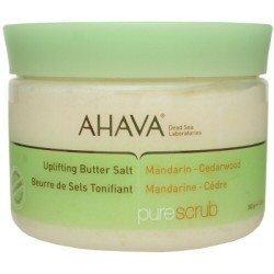 AHAVA Pure Spa Uplifting Butter Salt Mandarin – Cedarwood 12.3 oz