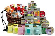40-Pack Scotch Expressions Tape Kit
