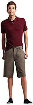 Aeropostale Mens Uniform Front Shorts