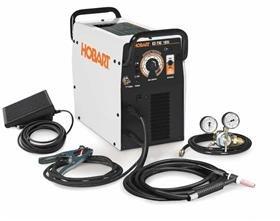 Hobart 500551 EZ TIG 165i 230-Volt Inverter-Based AC/DC Welder from Hobart