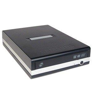 Samsung SE-S184 18x USB 2.0 DVD??RW LS External Drive (Black)