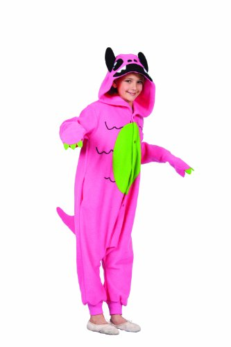 RG Costumes So So Happy 'Taco' Funsies Costume, Pink/Green, Large