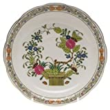 Herend Indian Basket Tea Saucer