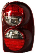 TYC 11-5885-91 Jeep Liberty Passenger Side Replacement Tail Light Assembly (Passenger Side Tail compare prices)
