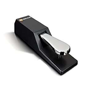M-Audio SP-2 | Universal Sustain Pedal with Piano Style Action for Keyboards