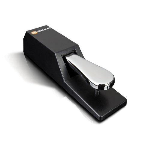 m-audio-sp-2-universal-sustain-pedal-with-piano-style-action-for-electronic-keyboards