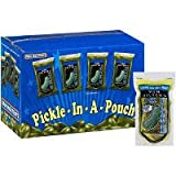 Van Holten's Pickle-In-A-Pouch Jumbo Dill Pickles - 12ct