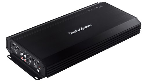 Rockford Fosgate Prime R300-4 300-Watt Multi-Channel Amplifier front-259482