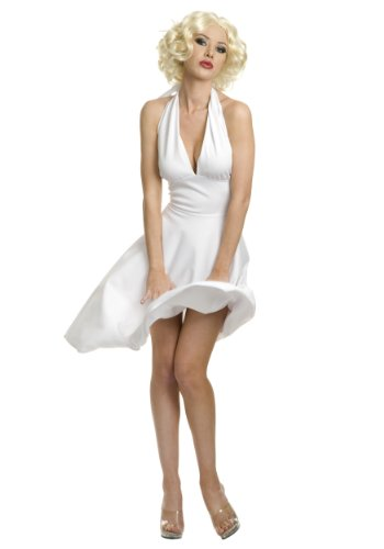 Sexy Marilyn Costume Dress - A Popular Choice! PLUS SIZES