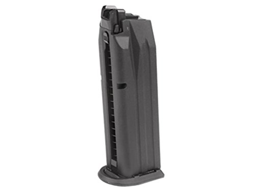 Walther VFC PPQ Gas Blowback Airsoft Pistol Magazine, 22 Rds by Walther