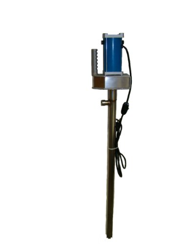 Action Pump Act-16Ess Electric Stainless Steel Drum Pump