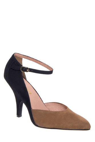 Chelsea Crew Kelly High Heel Pointed Toe Stiletto Wedge Pump