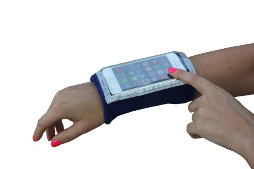 Armband: Myband Armband For Iphone 5S, 5C, 5,4S,4. Ipod Touch, Classic & Nano. Blue
