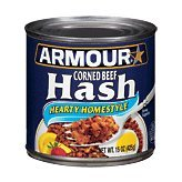 Armour Corned Beef Hash (Case of 12)