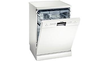 Siemens SN25M289EP lave-vaisselle - laves-vaisselles (Autonome, A, A++, Blanc, Auto 45-65 ºC, Économie, Intensif, Rapide, 220 - 240 V)