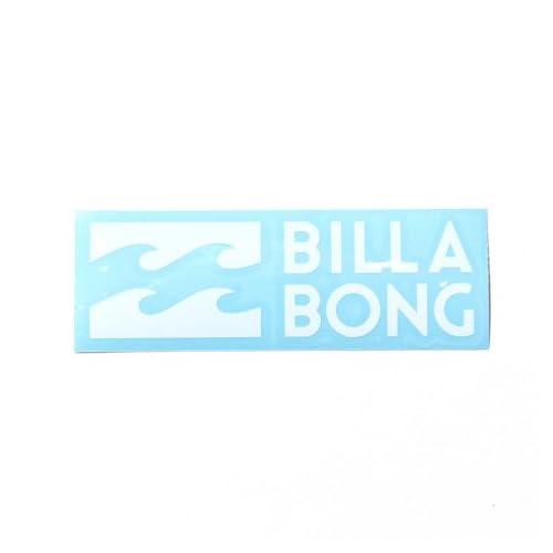 BILLABONG(ビラボン) ステッカーロゴ&マーク w120/B00S13 WHT