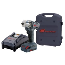 """Ingersoll Rand (Irtw5130-K1) 3/8"""" Drive Iqv20 Cordless Impact Wrench Kit With 1 Battery"""
