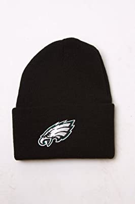 NFL Cuff Beanie Philadelphia Eagles - Black