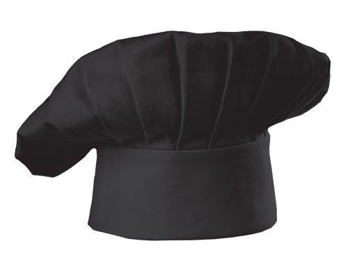 Chef Works BHAT Chef Hat, Black