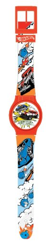 Hot Wheels Mix And Match Covers Digital Watch