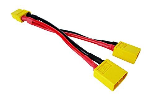 Parallel Y-Harness - XT60 Connector (Dean Y Connector compare prices)