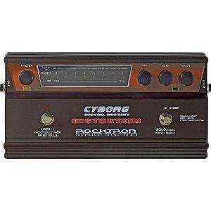 Rocktron Cyborg Distortion Guitar Effects Pedal