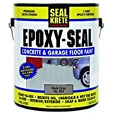 Epoxy-Seal Concrete And Garage Floor Paint