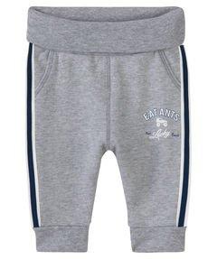 Sanetta Baby-Pantaloni da jogging ragazzo 113784, Ragazzo, 113784, grigio chiaro, 92