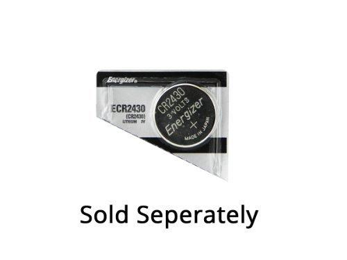 Energizer Ecr2430 Lithium 3-Volt Coin Cell Battery