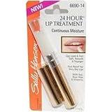 Sally Hansen Hour 24 Lip Treatment Continuous Moisture #6690-14 (.11 Oz.)