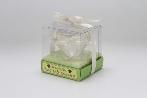 シャワージェル ダイアモンド ホワイト カモミール