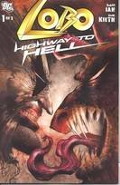 LOBO HIGHWAY TO HELL #1 (OF 2)
