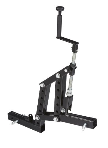 "Fantastic Deal! Impact Implements 1-Point Lift System for ATV/UTV with 2"" Receivers"