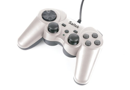 Saitek P480 Rumble Vibration Gamepad