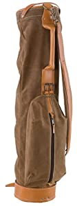 BELDING American Collection Vintage Golf Carry Bag, 7-Inch, Tan by BELDING
