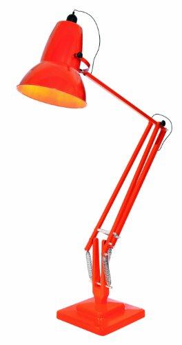 Anglepoise Giant 1227 Floor Lamp, Vermillion