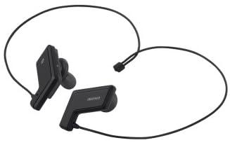 iBUFFALO Bluetooth4.0対応 ステレオヘッドセット ブラック BSHSBE19BK