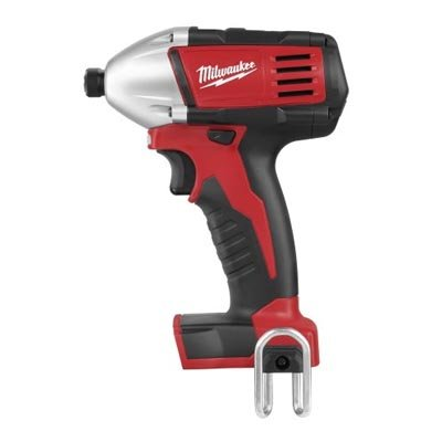 Bare-Tool Milwaukee 2652-20 M18 18-Volt 1/2-Inch Cordless Compact Impact Wrench with Ring (Tool Only, No Battery)