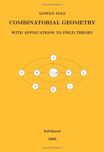 Combinatorial Geometry with Application to Field Theory
