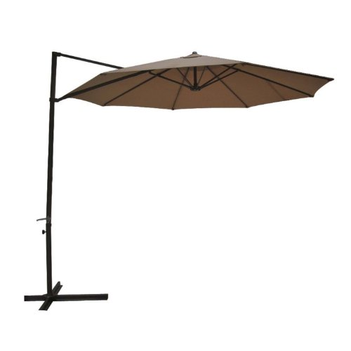 Southern Sales Round fset Patio Umbrella 10 Polyester