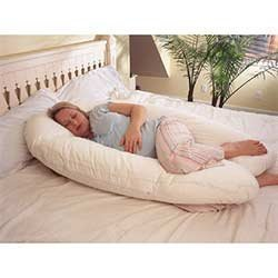 Comfort-U Shape Three-Piece Full Length Pillow (3 Piece)