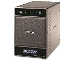Netgear ReadyNAS NV+ v2 (4TB: 4 x 1TB) (RND4410)