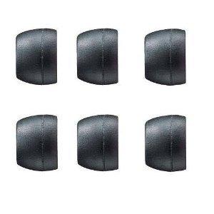 3 Pairs Sennheiser Cx300, Cx400, Cx 500, Cx300P, Cx500G4Me, Cx55 Replacement Earbuds Cushions Ear Tips Gels